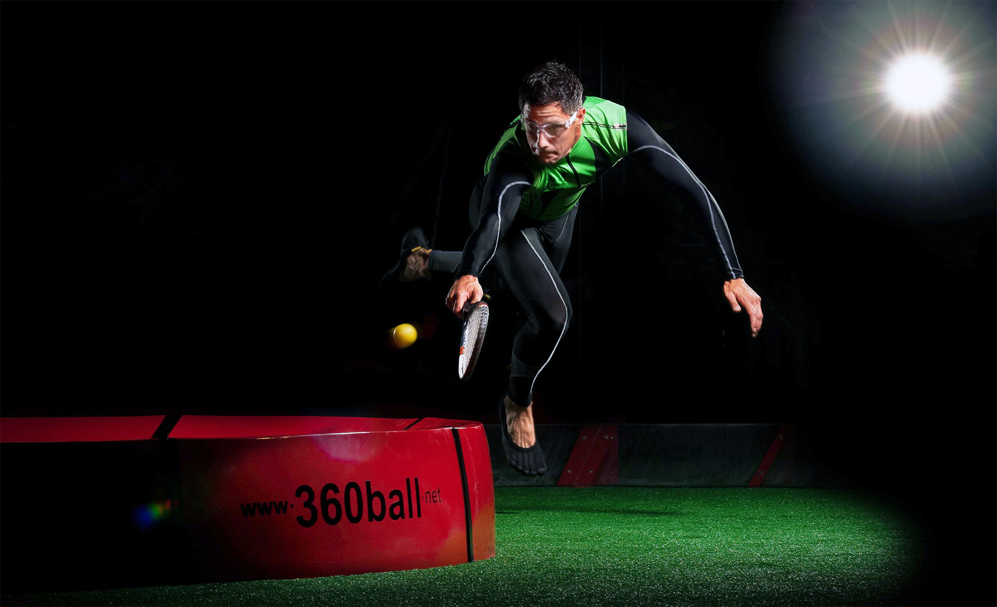 360Ball, Crazy Sportarten #9