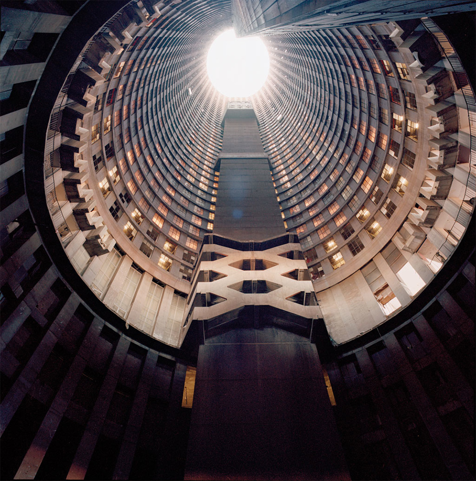 Ponte Tower, Johannesburg