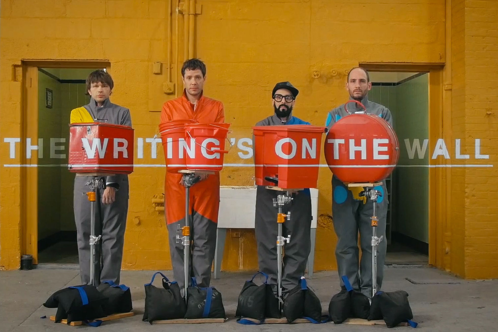 The Writing's On the Wall, OK Go