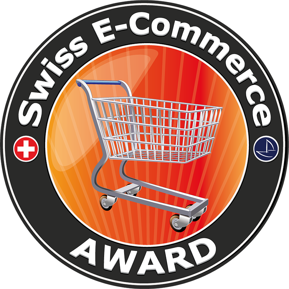 3. Platz, Swiss E-Commerce Award